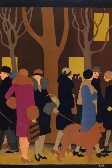 Untitled, from the Series 'John Bull, Sons and Daughters'-Harold Sandys Williamson-Giclee Print