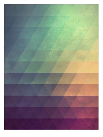 Untitled (fyde)-Spires-Art Print