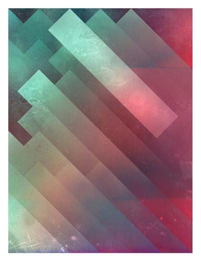 Untitled (glyxx cyxxkyde)-Spires-Art Print