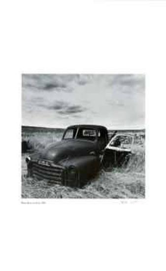 Untitled (GMC truck)-Morry Katz-Collectable Print