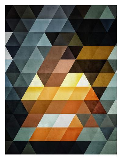 Untitled (gyld^pyrymyd)-Spires-Art Print