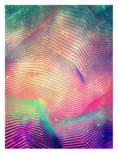 Untitled (gyt th'fykk yyt)-Spires-Art Print
