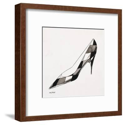 Untitled (High Heel), c. 1958-Andy Warhol-Framed Art Print