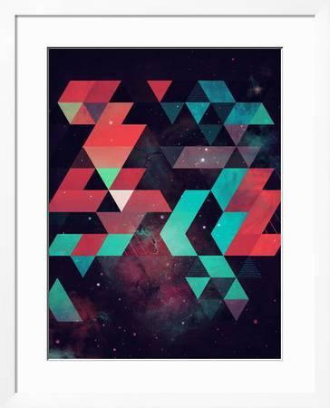 Untitled Hyzzy Fyt Tyrq Stretched Canvas Print Spires Art Com