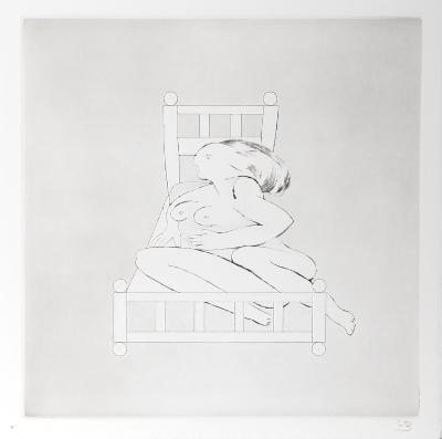 Untitled II from Metamorfosis-Louise Bourgeois-Limited Edition
