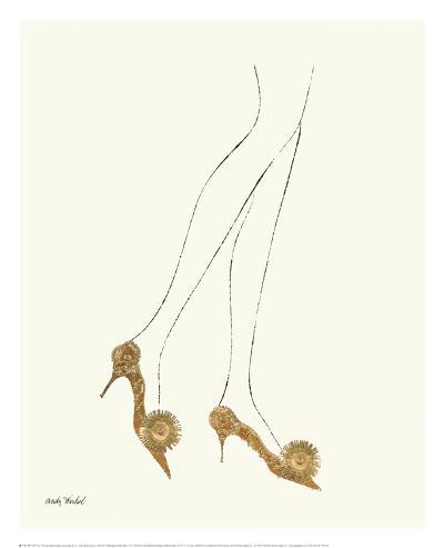 Untitled (Legs and High Heels), c. 1957--Art Print