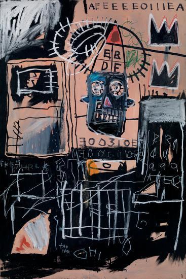 Untitled (Loans)-Jean-Michel Basquiat-Giclee Print