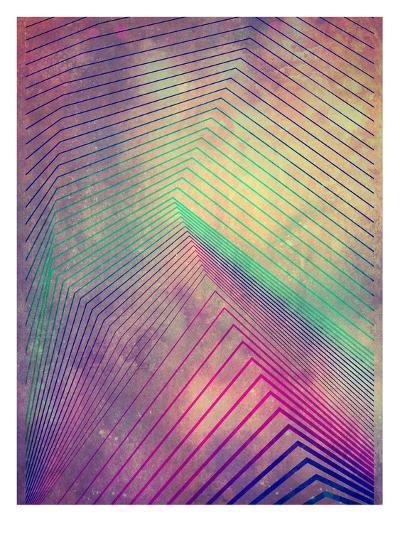 Untitled (lyyn tyym)-Spires-Art Print