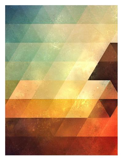 Untitled (lyyt lyyf)-Spires-Art Print