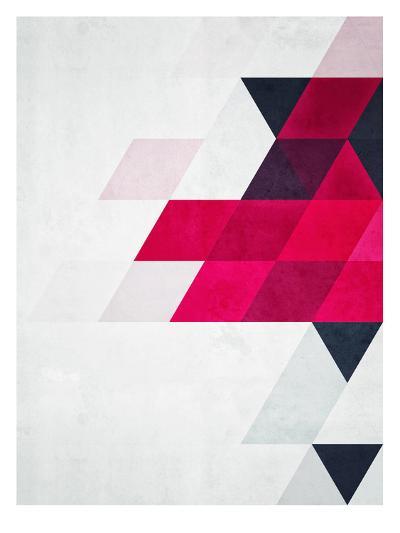 Untitled (minimylysse)-Spires-Art Print