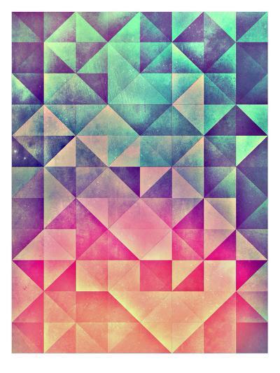 Untitled (myllyynyre)-Spires-Art Print