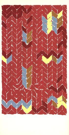 Untitled (Newport Jazz Festival)-Katherine Porter-Serigraph