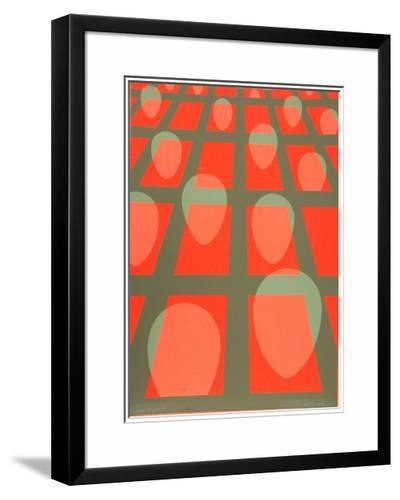 Untitled, no. 7-Clarence Holbrook Carter-Limited Edition Framed Print