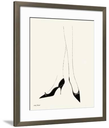 Untitled (Pair of Legs in Highheel), c. 1958