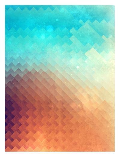 Untitled (plyyn hyte)-Spires-Art Print