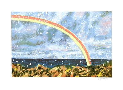 Untitled (Rainbow)-Antonio Recalcati-Collectable Print