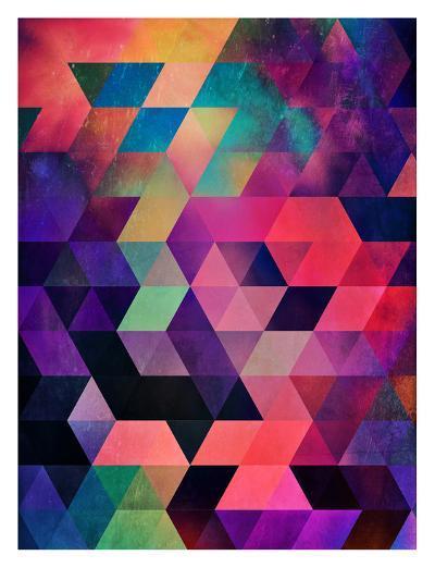 Untitled (rykynnzyyll)-Spires-Art Print