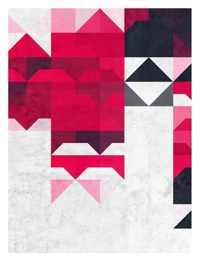 Untitled (ryspbyrry xhyrrd)-Spires-Art Print
