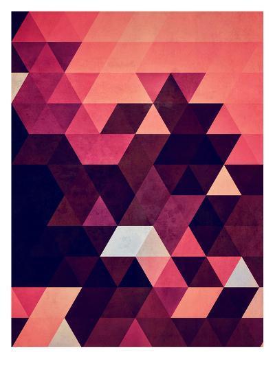 Untitled (scyyr)-Spires-Art Print