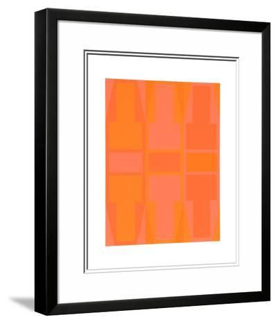 Untitled Series 6-Arthur Boden-Limited Edition Framed Print