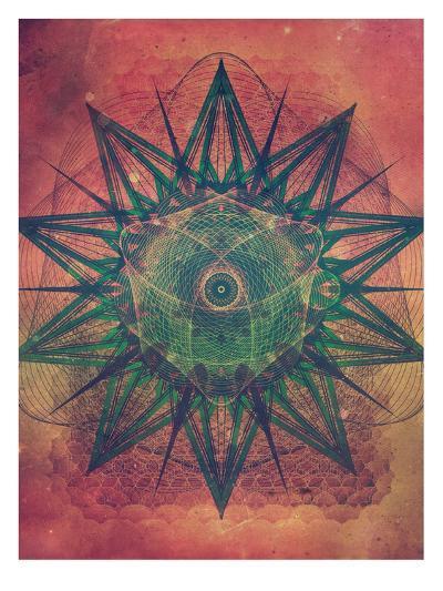 Untitled (styr stryy)-Spires-Art Print