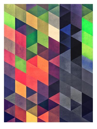 Untitled (sylytydd)-Spires-Art Print