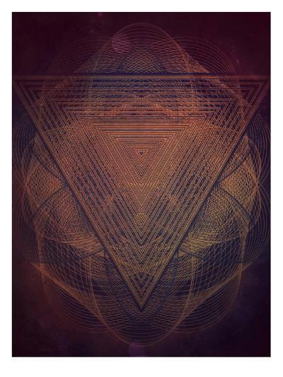 Untitled (syyrce)-Spires-Art Print