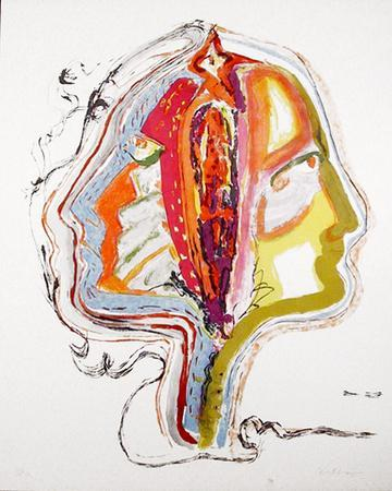 Untitled - The Mind-Vick Vibha-Limited Edition