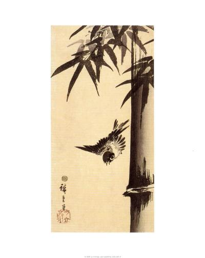 Untitled-Ando Hiroshige-Art Print