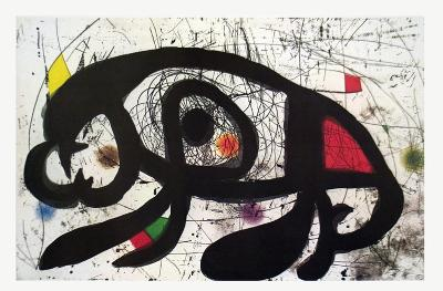 Untitled-Joan Mir?-Collectable Print