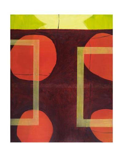 Untitled-Sybille Hassinger-Premium Giclee Print