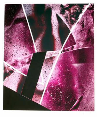 Untitled-Steve Conley-Serigraph