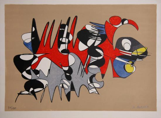 Untitled-Herve Bordas-Limited Edition