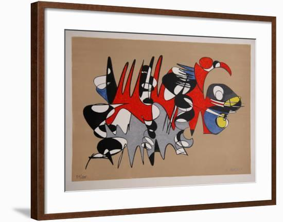 Untitled-Herve Bordas-Framed Limited Edition