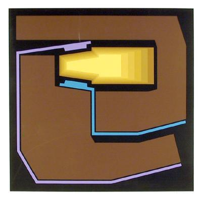 untitled-Yves Millecamps-Serigraph