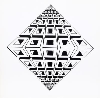 Untitled-Roy Ahlgren-Serigraph