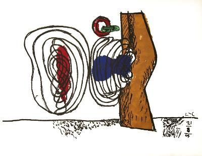 Untitled-Le Corbusier-Premium Edition