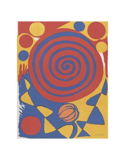 Untitled-Alexander Calder-Art Print