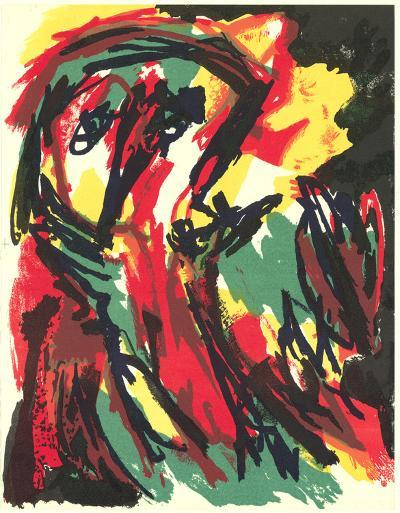 Untitled-Karel Appel-Collectable Print