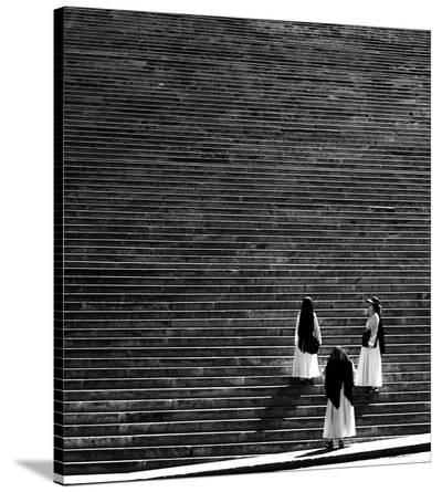 Untitled-Francesco Santini-Stretched Canvas Print
