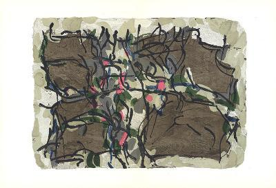 Untitled-Jean-Paul Riopelle-Collectable Print