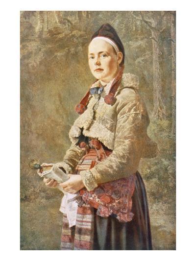 Untitled-Anders Leonard Zorn-Giclee Print
