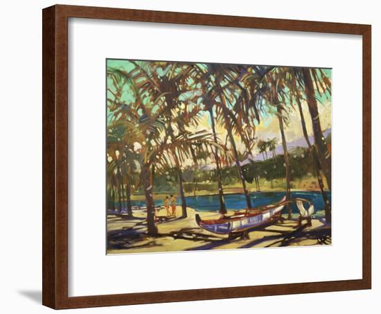 Untitled-Darrell Hill-Framed Premium Giclee Print