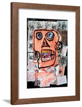 Untitled-Jean-Michel Basquiat-Framed Giclee Print