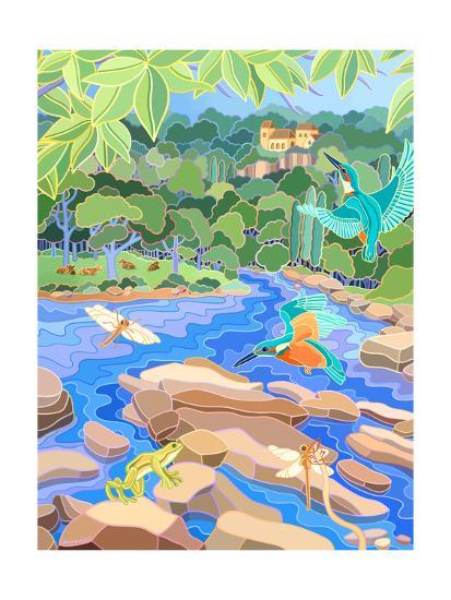 Untitled-Jan Barwick-Giclee Print