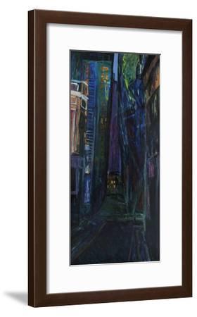 Untitled-Julie Held-Framed Giclee Print