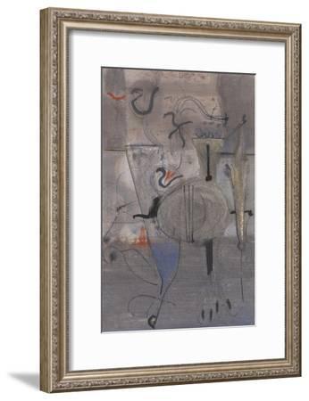 Untitled-Mark Rothko-Framed Giclee Print