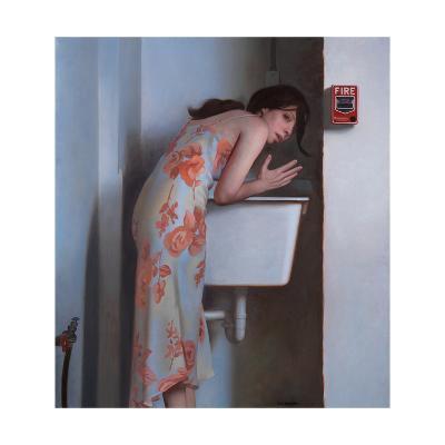 Untitled-Amber Lia-Kloppel-Giclee Print