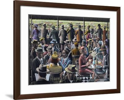 Untitled-PJ Crook-Framed Giclee Print
