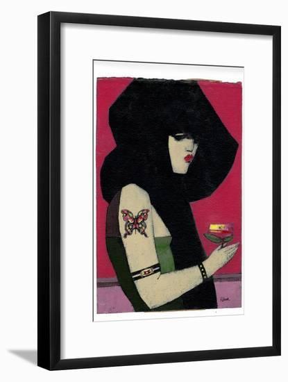 Untitled-Endre Roder-Framed Giclee Print
